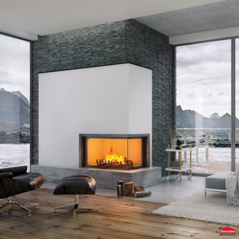 atraflam vitre lat rale chemin es po les bois. Black Bedroom Furniture Sets. Home Design Ideas