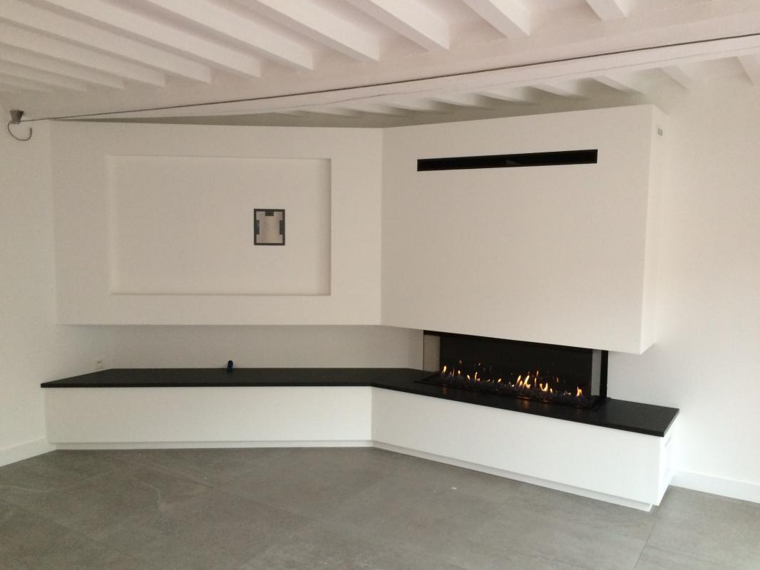 M Design Foyer Gaz : Pose d un foyer gaz mdesign dc faces à louvigny